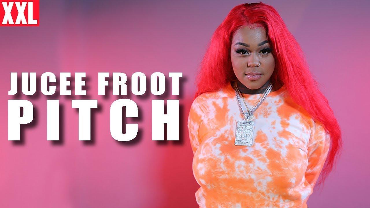 Jucee Froot's 2020 XXL Freshman Pitch