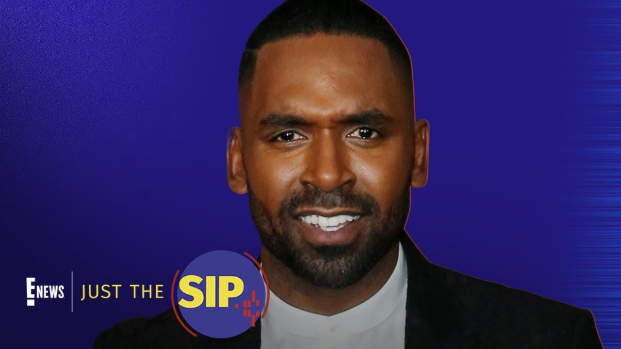 Justin Sylvester Takes a Sip & Gets Shockingly Candid | Just The Sip | E! News