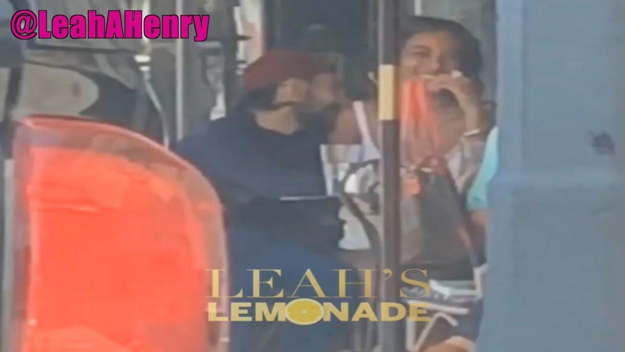 Leah's Lemonade EXCLUSIVE: Is Solange Knowles Cheating?! [VIDEO]