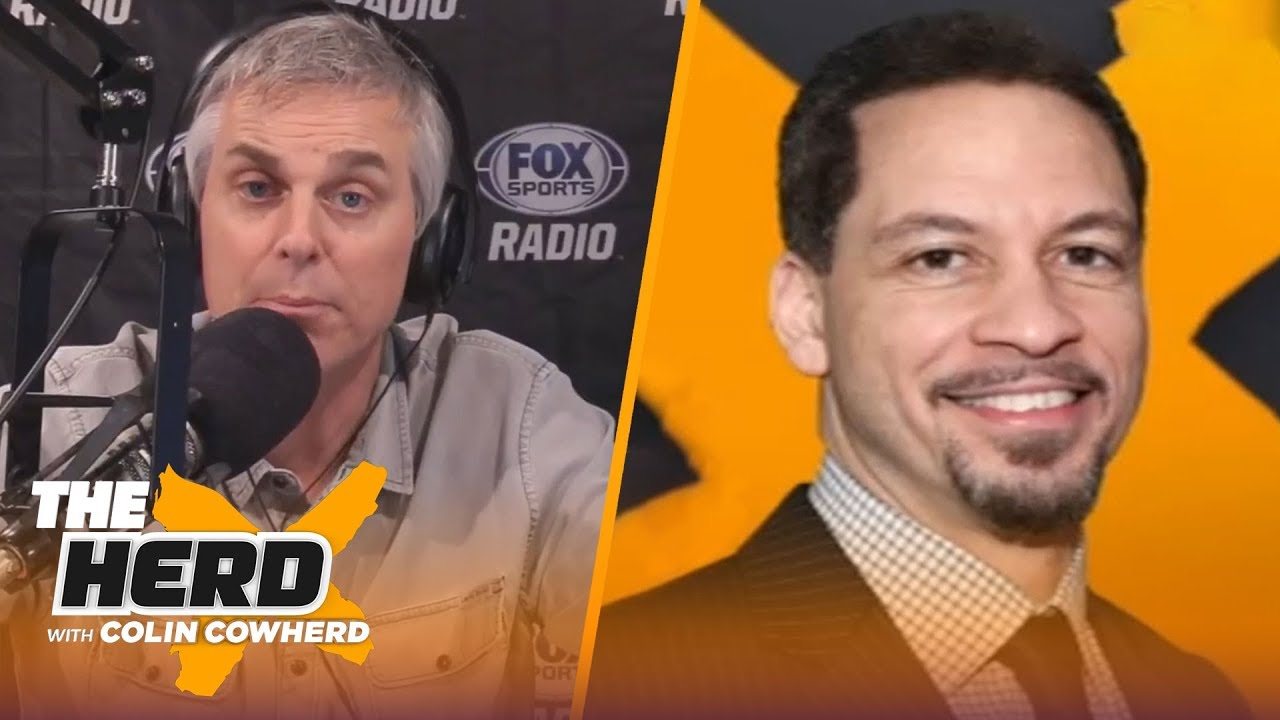 LeBron needs to win a ring with the Lakers, talks delayed season — Chris Broussard | NBA | THE HERD