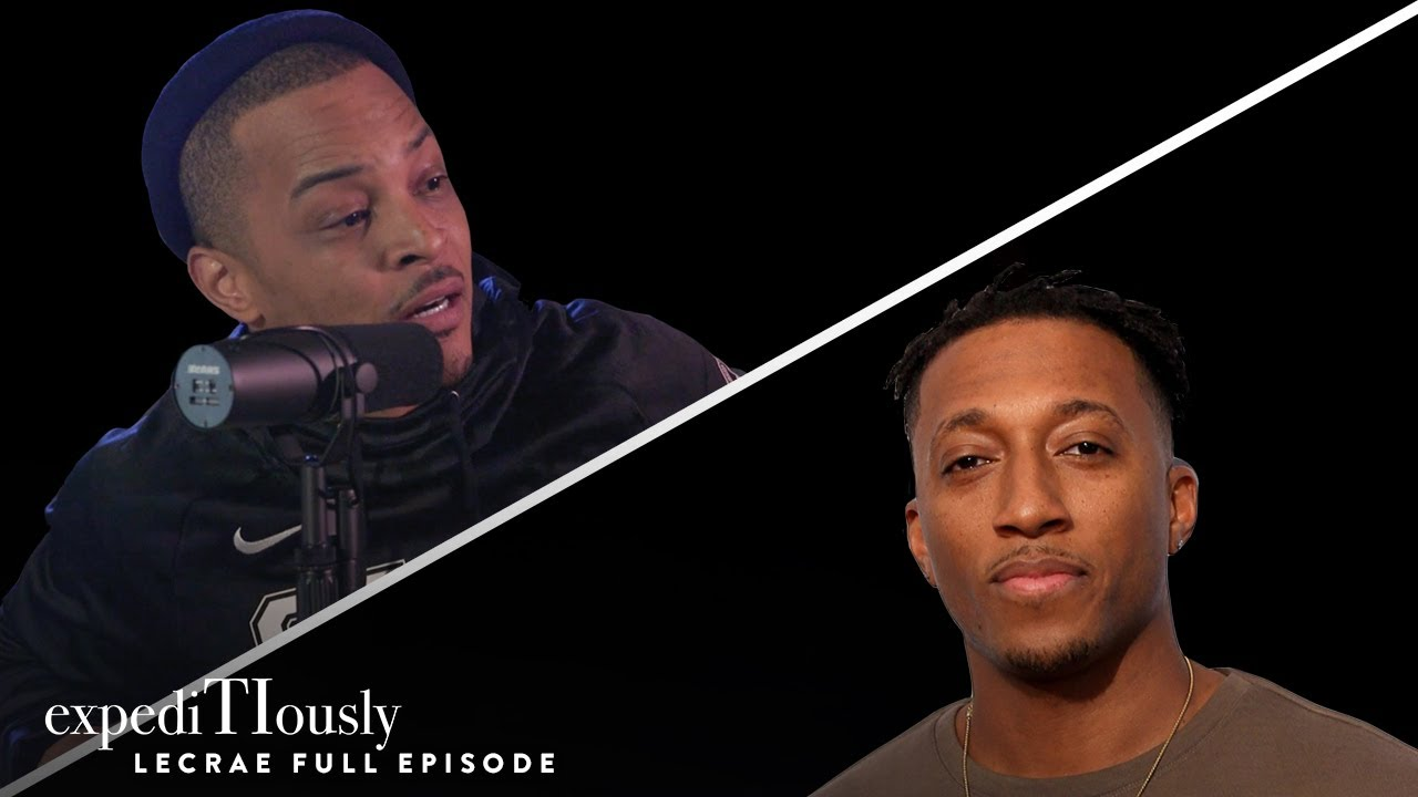 Lecrae & TI Talk Religion, Hip-Hop, & Business | expediTIously Podcast