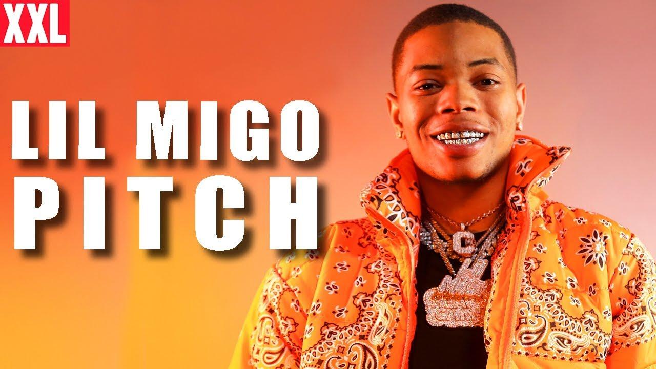 Lil Migo's 2020 XXL Freshman Pitch