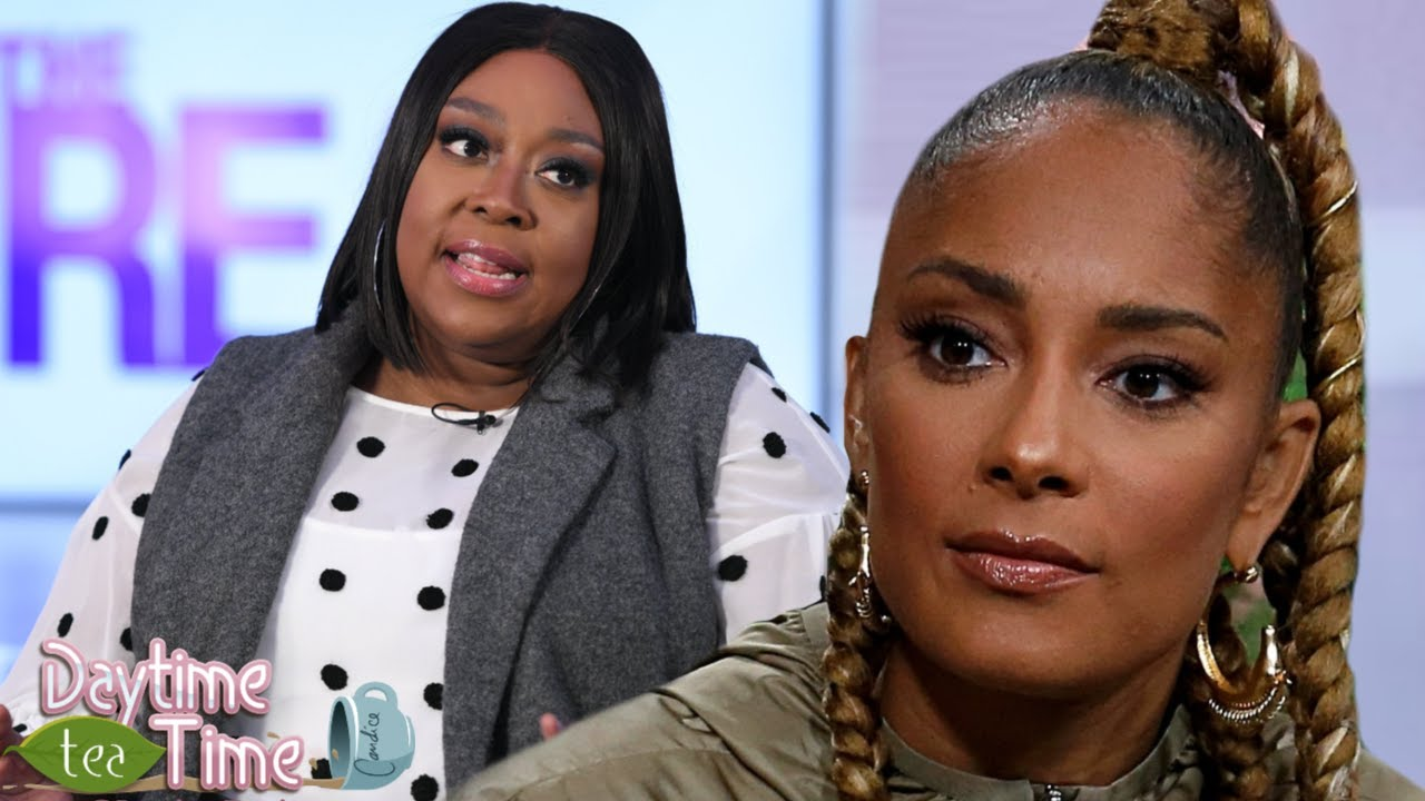 Loni Love RESPONDS to Amanda Seales LEAVING 'The Real' + Did Amanda get FIRED & MORE!?