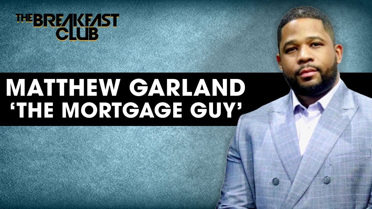 Matthew Garland 'The Mortgage Guy' Talks Loan Deferment, Forbearance + More