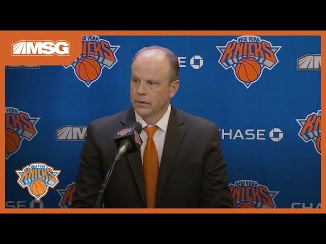 Miller Loves Knicks' Fight in 4th Quarter for Win | New York Knicks