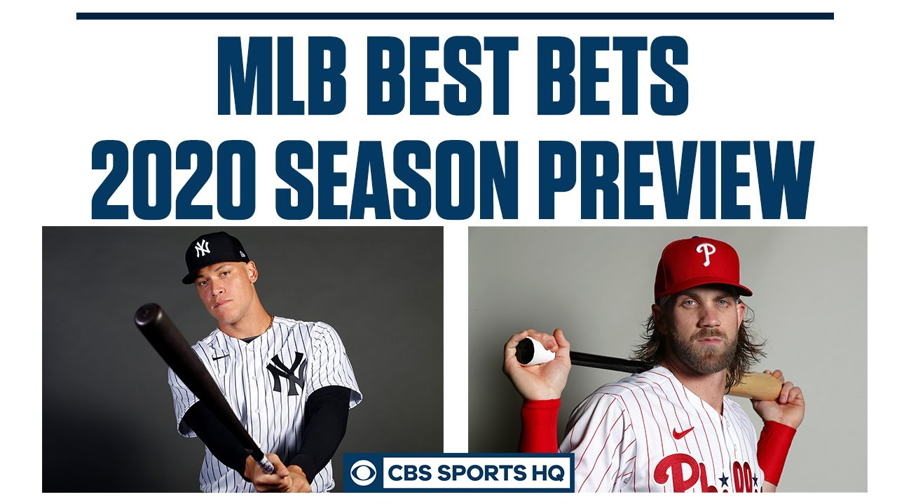 MLB Best Bets for 2020 Season Preview with Mike Trout and Gerrit Cole   CBS Sports HQ