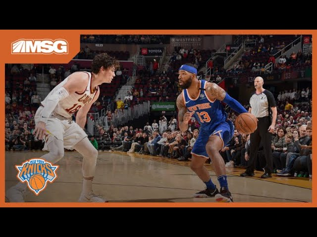 Morris and Payton Dominate in Overtime Win Over Cavs | New York Knicks