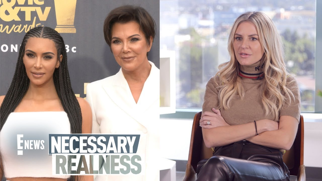 Necessary Realness: Keeping Up With Kardashian Thanksgiving | E! News