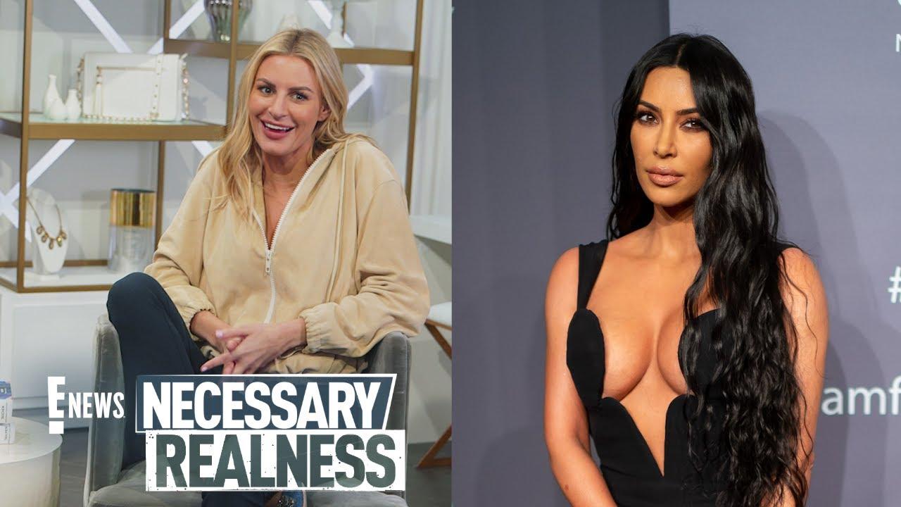 Necessary Realness: Kim Kardashian Plunges Into Fashion Week | E! News
