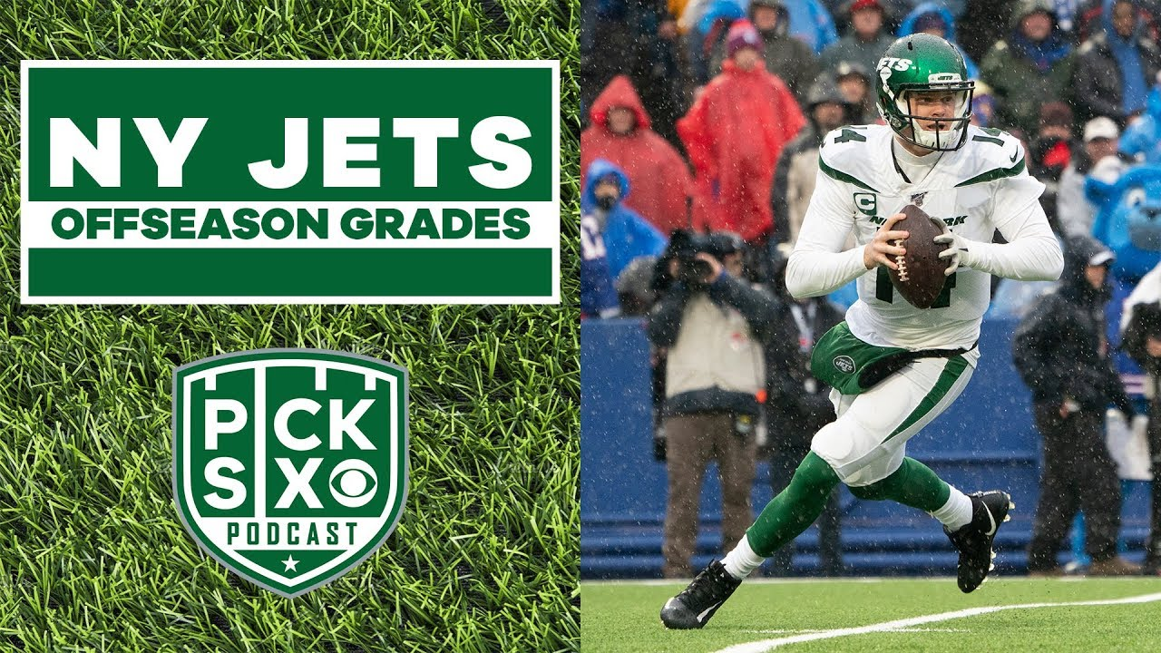 New York Jets Offseason Grades | Pick Six Podcast