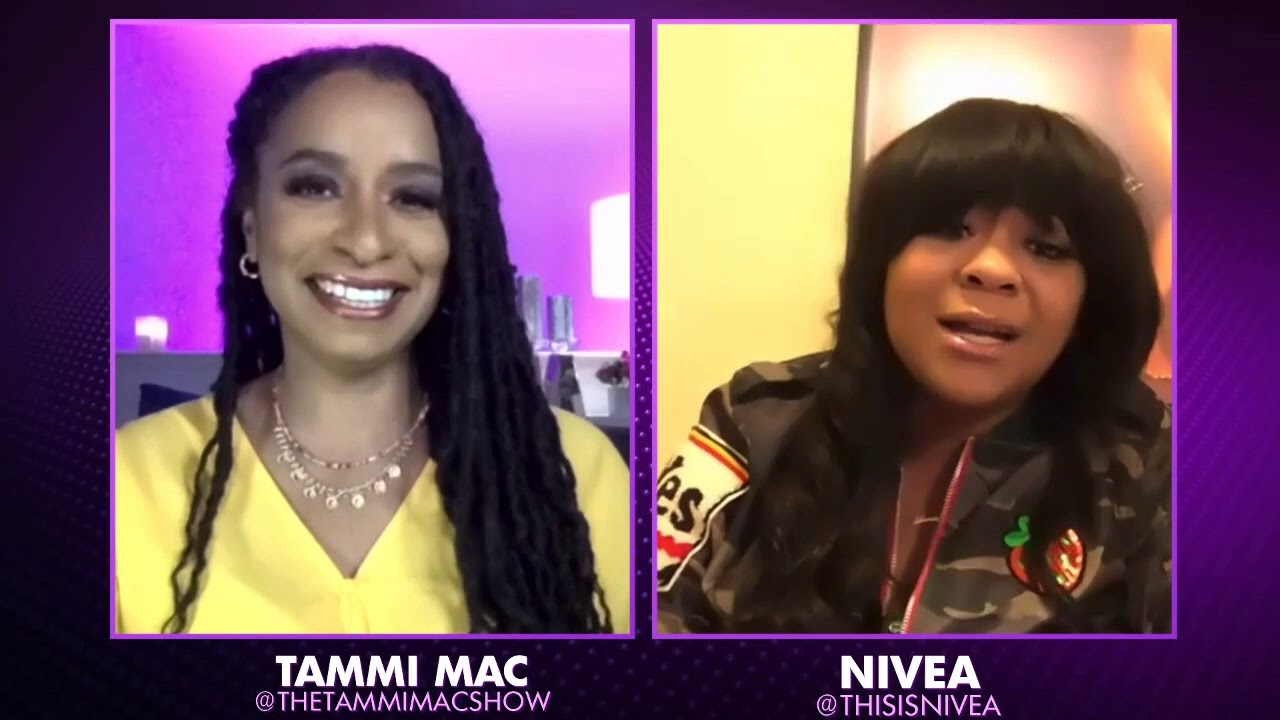 Nivea Addresses Lil Wayne's Comments About The Police | The Tammi Mac Late Show