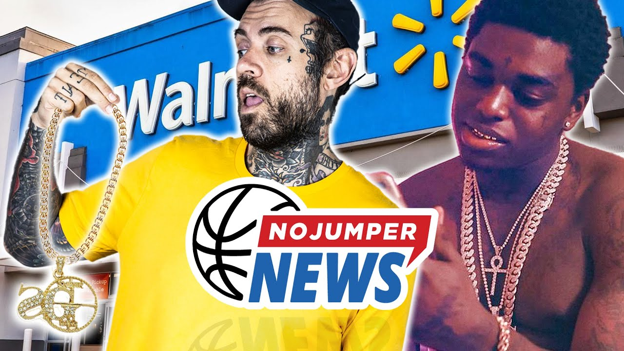 No Jumper News #2 | We Bought Fake Sniper Gang Chains at Walmart