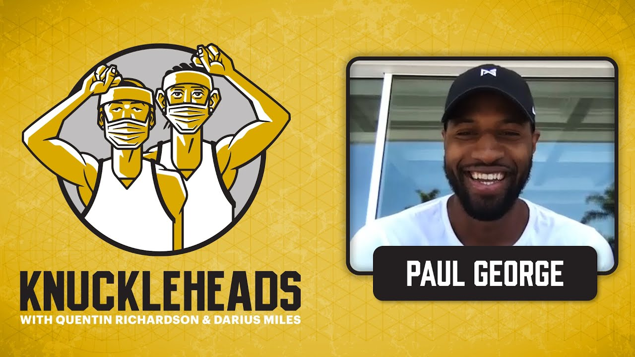 Paul George aka PG13 Joins Q and D | Knuckleheads Quarantine: E2 | The Players' Tribune