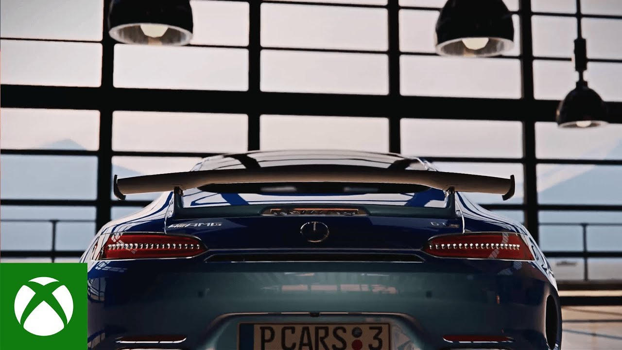 Project CARS 3 | Announcement Trailer