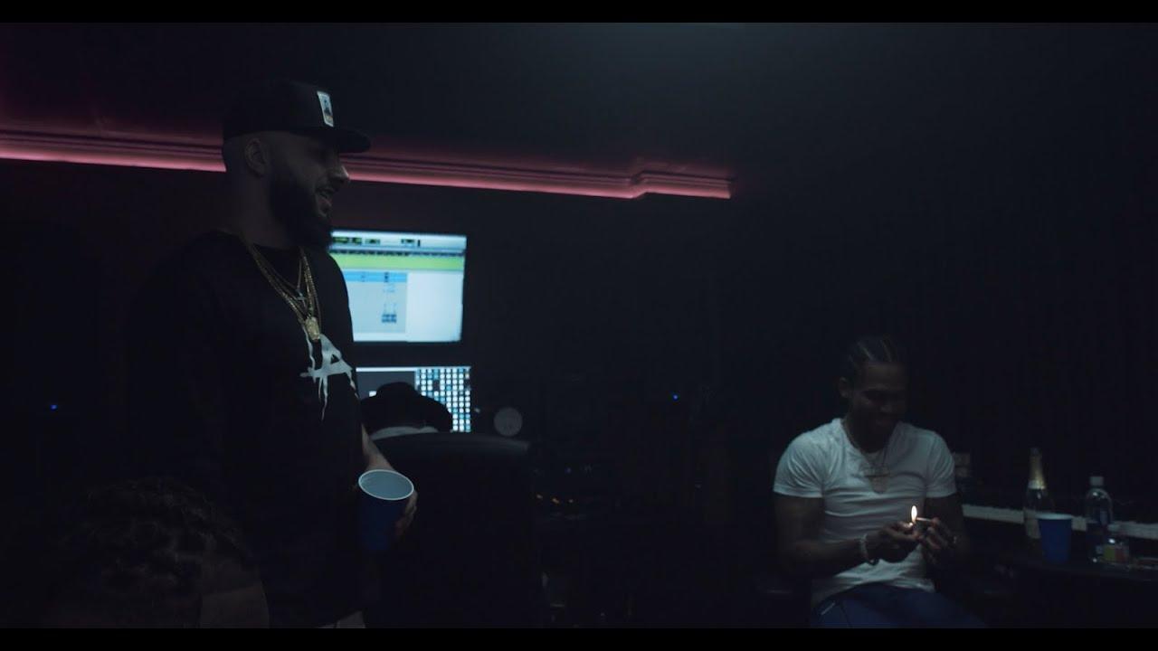 R-Mean, Berner, and Dave East – On God (studio session)