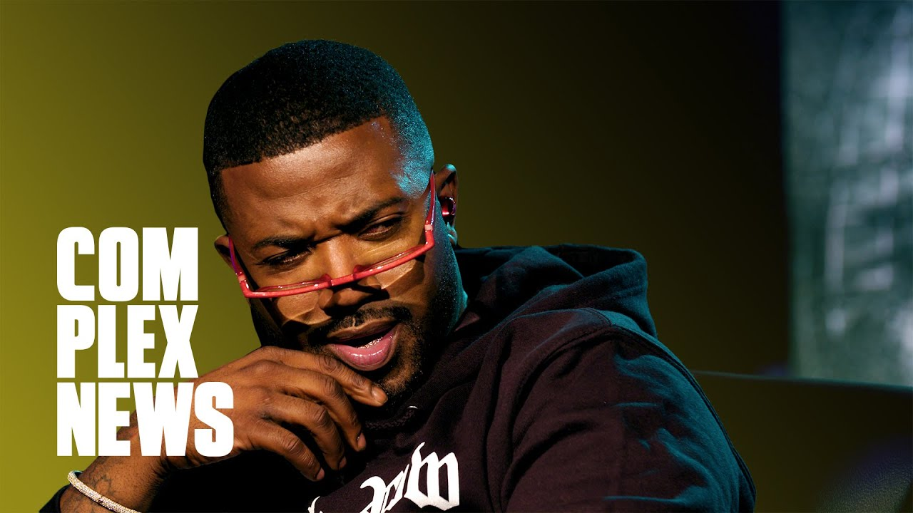 Ray J On His Unbreakable Glasses, Squashing Fabolous Beef & Winning His Wife Back