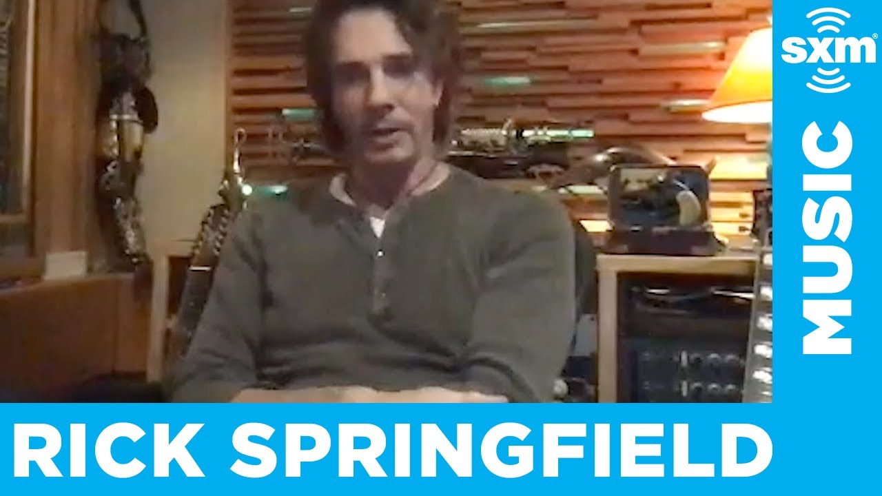 """Rick Springfield Reveals His Inspiration for the """"Human Touch"""" Parody"""