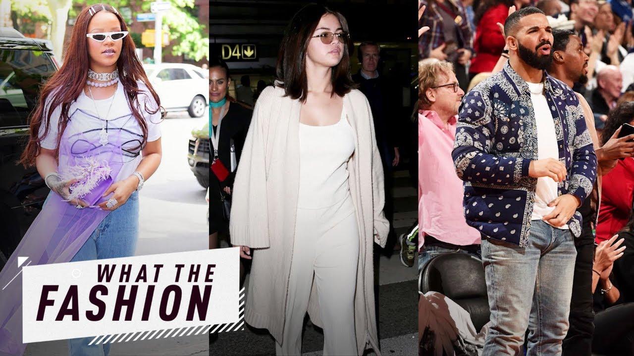 Rihanna, Selena Gomez & Drake Look Like What? | What the Fashion | E! News