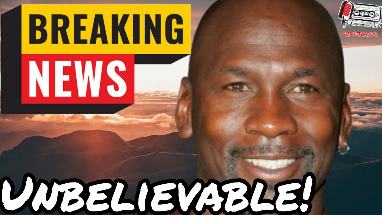 RIP Micheal Jordan Haters After This Major Move?!?!