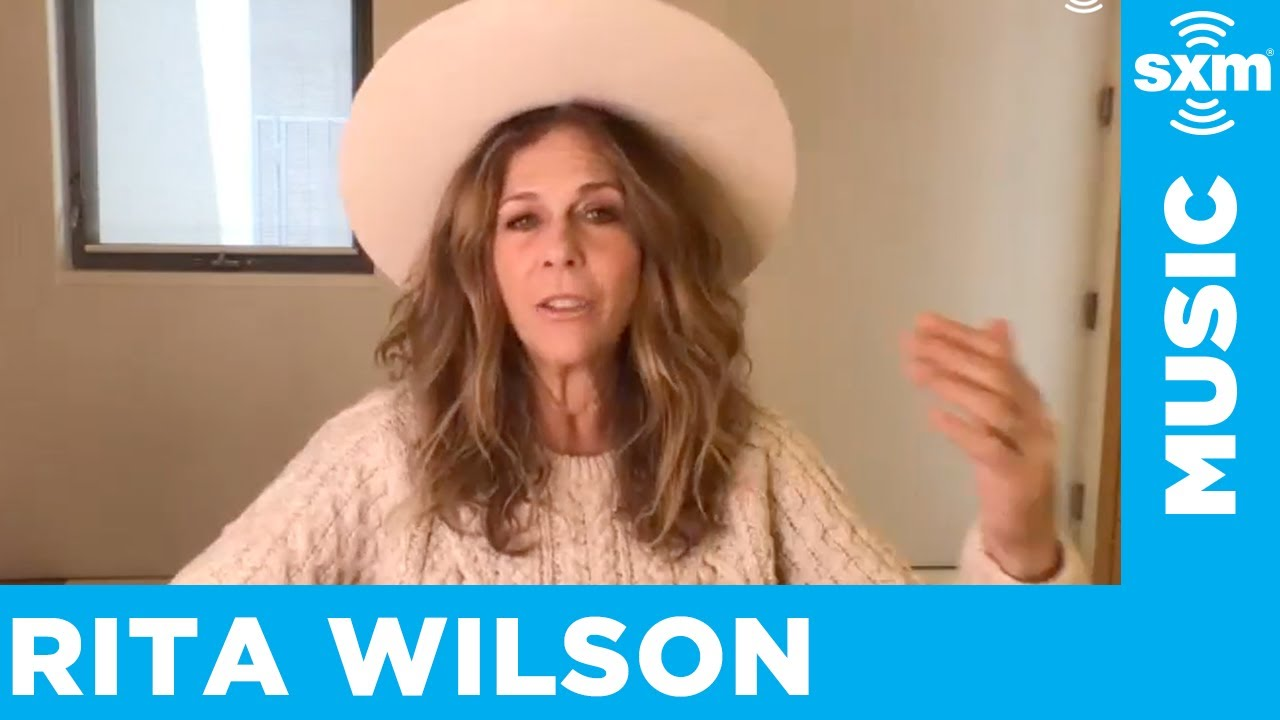 Rita Wilson on Creating New Music While Quarantining