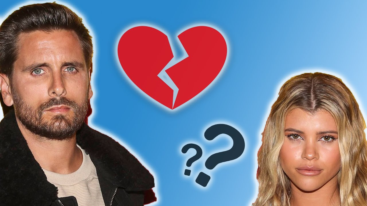 Scott Disick & Sofia Richie Break Up ?