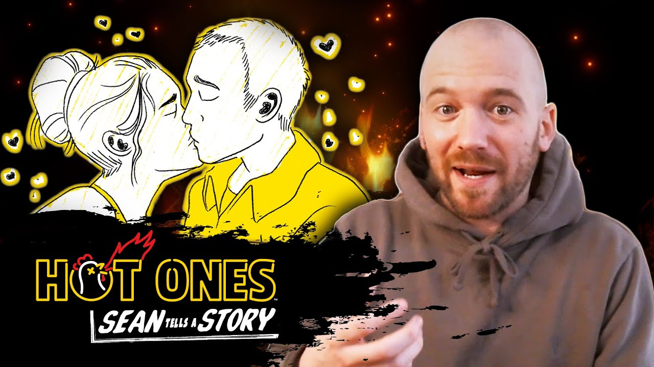 Sean Evans Describes His First Kiss | Sean Tells a Story