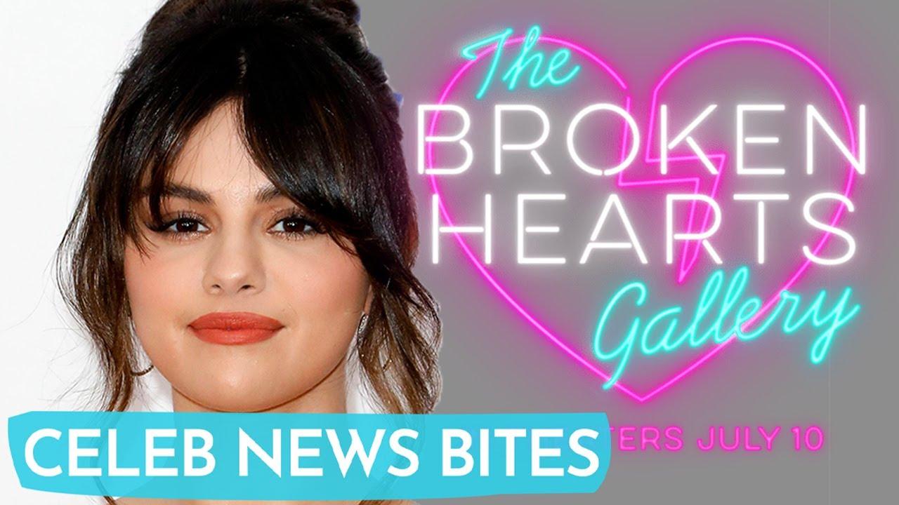 Selena Gomez Announces New Movie She's Working On!