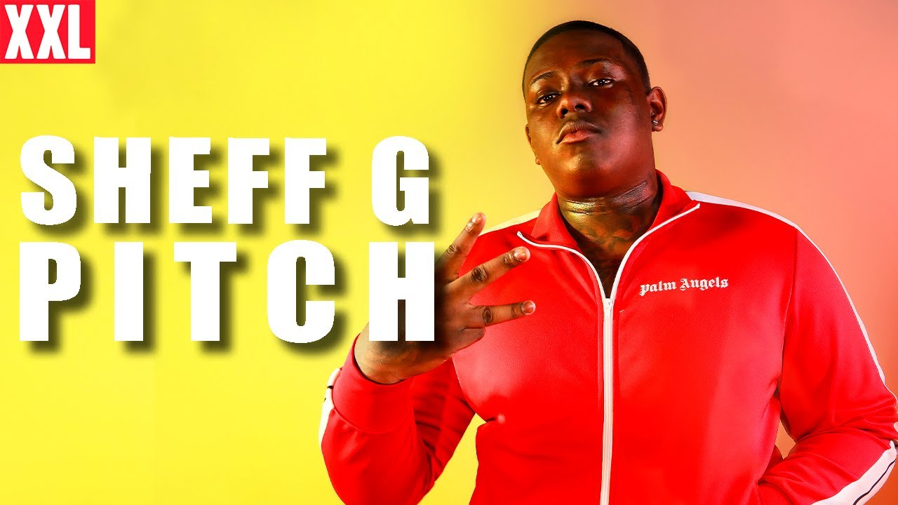 Sheff G's 2020 XXL Freshman Pitch