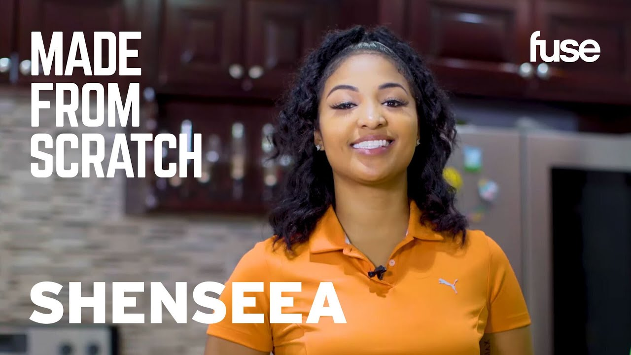 Shenseea Shares Her Rags to Riches Story & Cooks A Native Jamaican Dish | Made From Scratch | Fuse