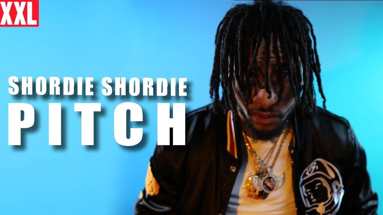 Shordie Shordie's 2020 XXL Freshman Pitch