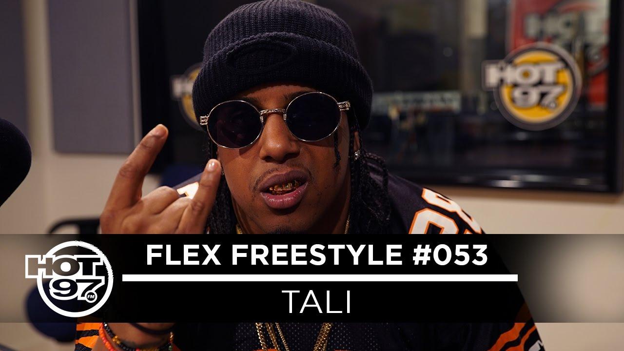 Tali on Funk Flex   #Freestyle053