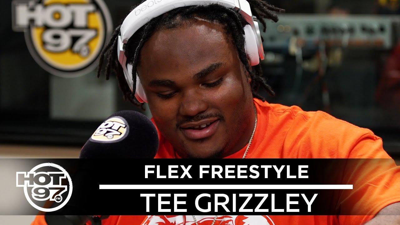 Tee Grizzley Freestyles On Flex | #FREESTYLE057