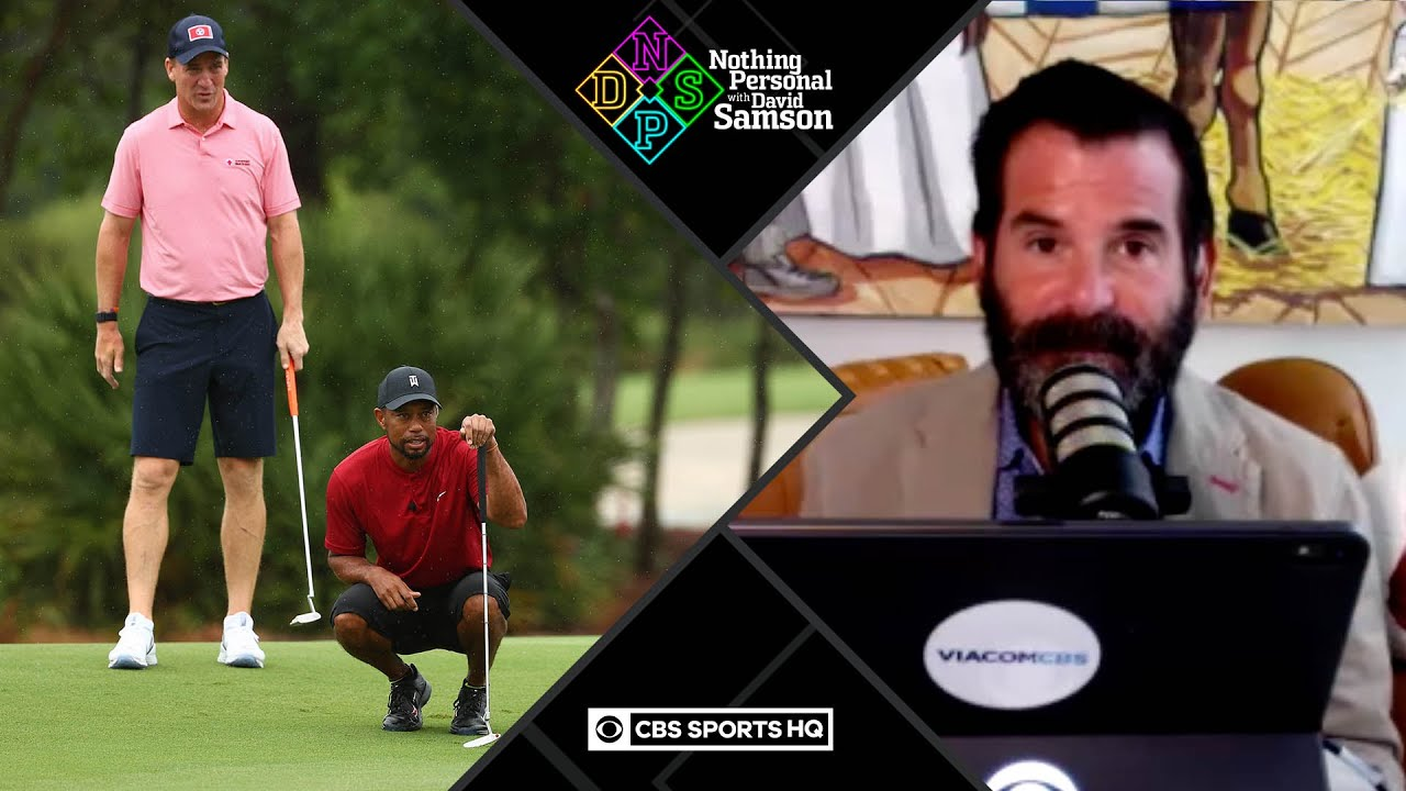 The Match: Tiger, Phil, Manning, Brady PROVE sports CAN return   Nothing Personal with David Samson