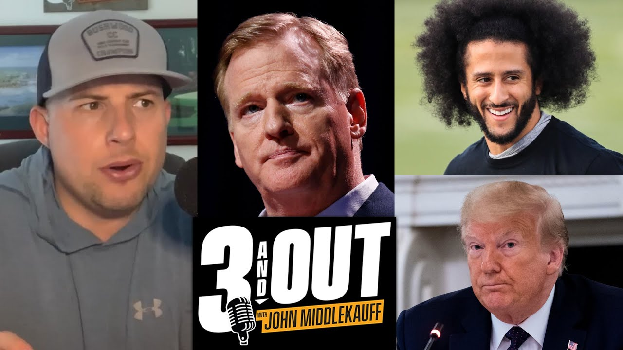 The NFL & Roger Goodell Has Had Enough of Donald Trump – John Middlekauff