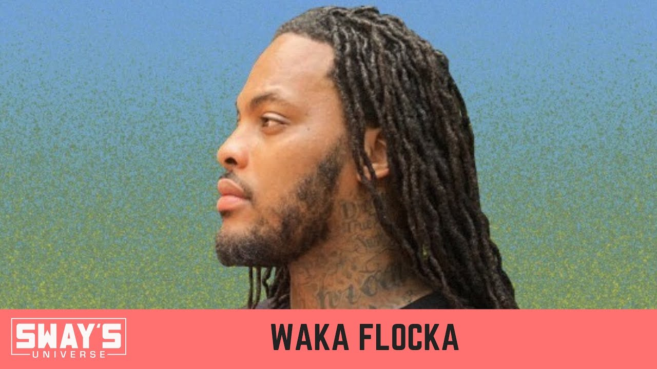Waka Flocka On Building Up Black Neighborhoods and 'Salute Me Or Shoot Me 7′ | SWAY'S UNIVERSE