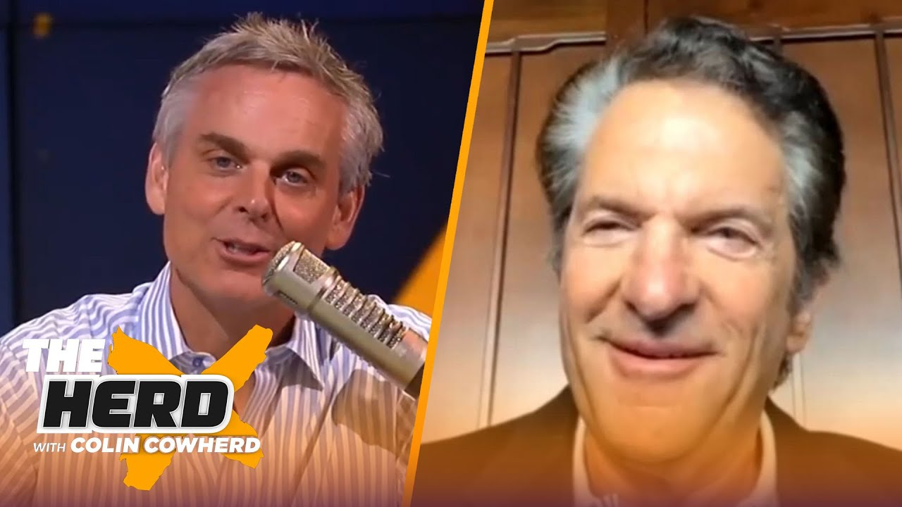 Warriors co-owner Peter Guber on KD, dynasty, getting MJ to agree to 'The Last Dance' | THE HERD
