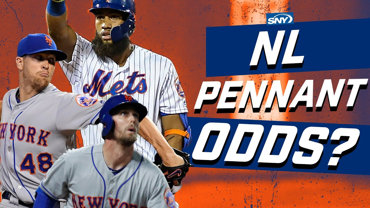 What is the key for the Mets to win the NL pennant this year? | What Are The Odds? | SNY