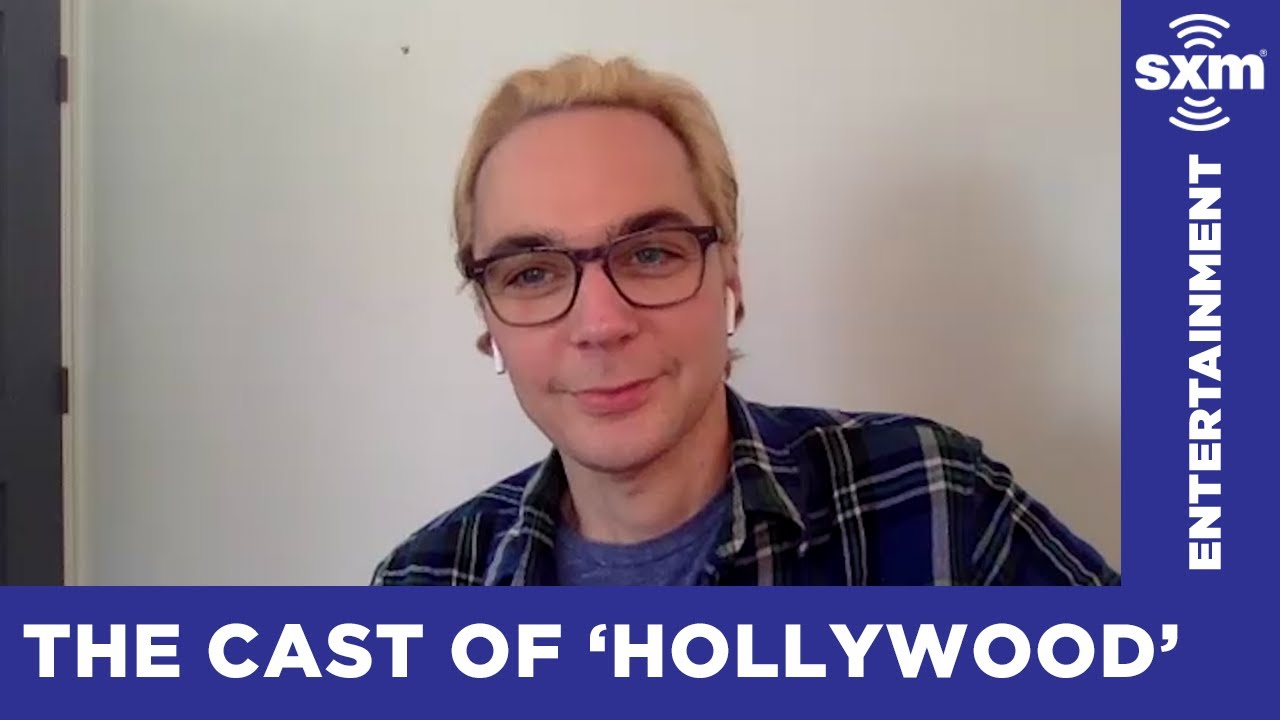 Why Is Jim Parsons' Hair Bleached?