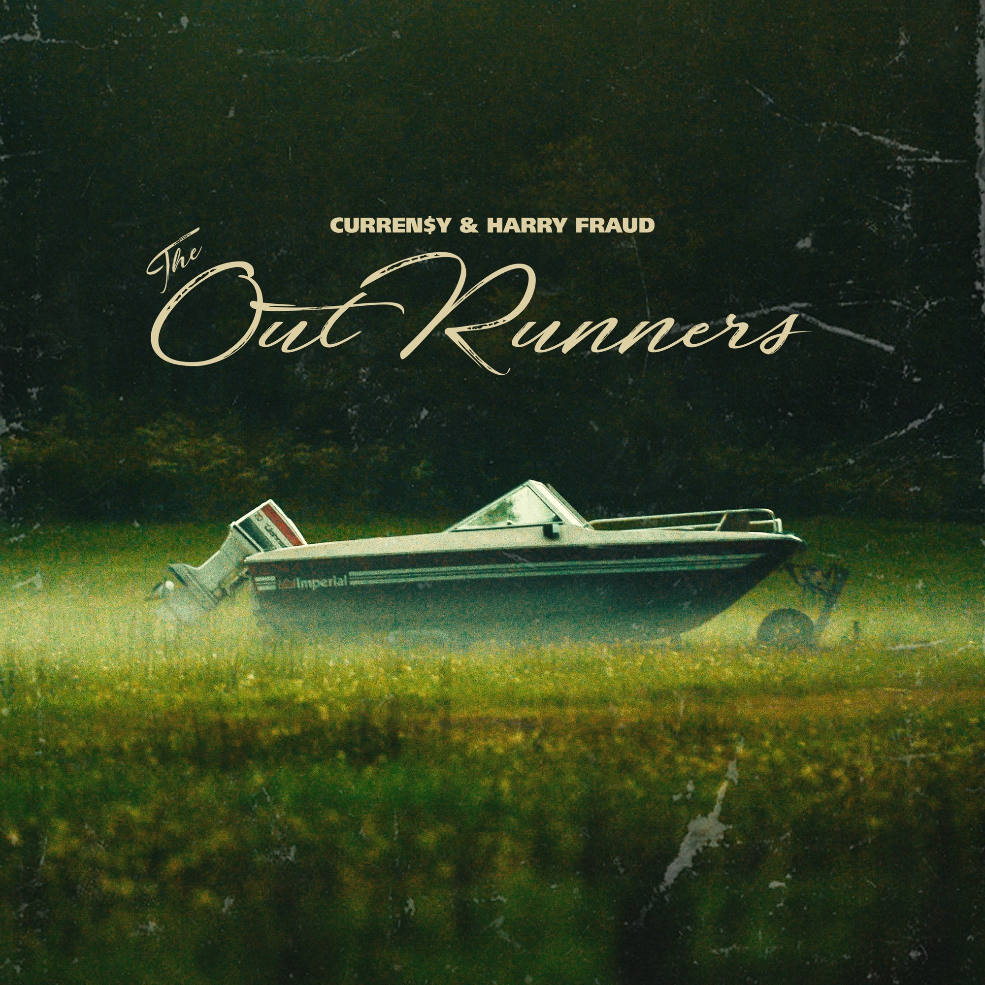 Curren$y & Harry Fraud – The OutRunners