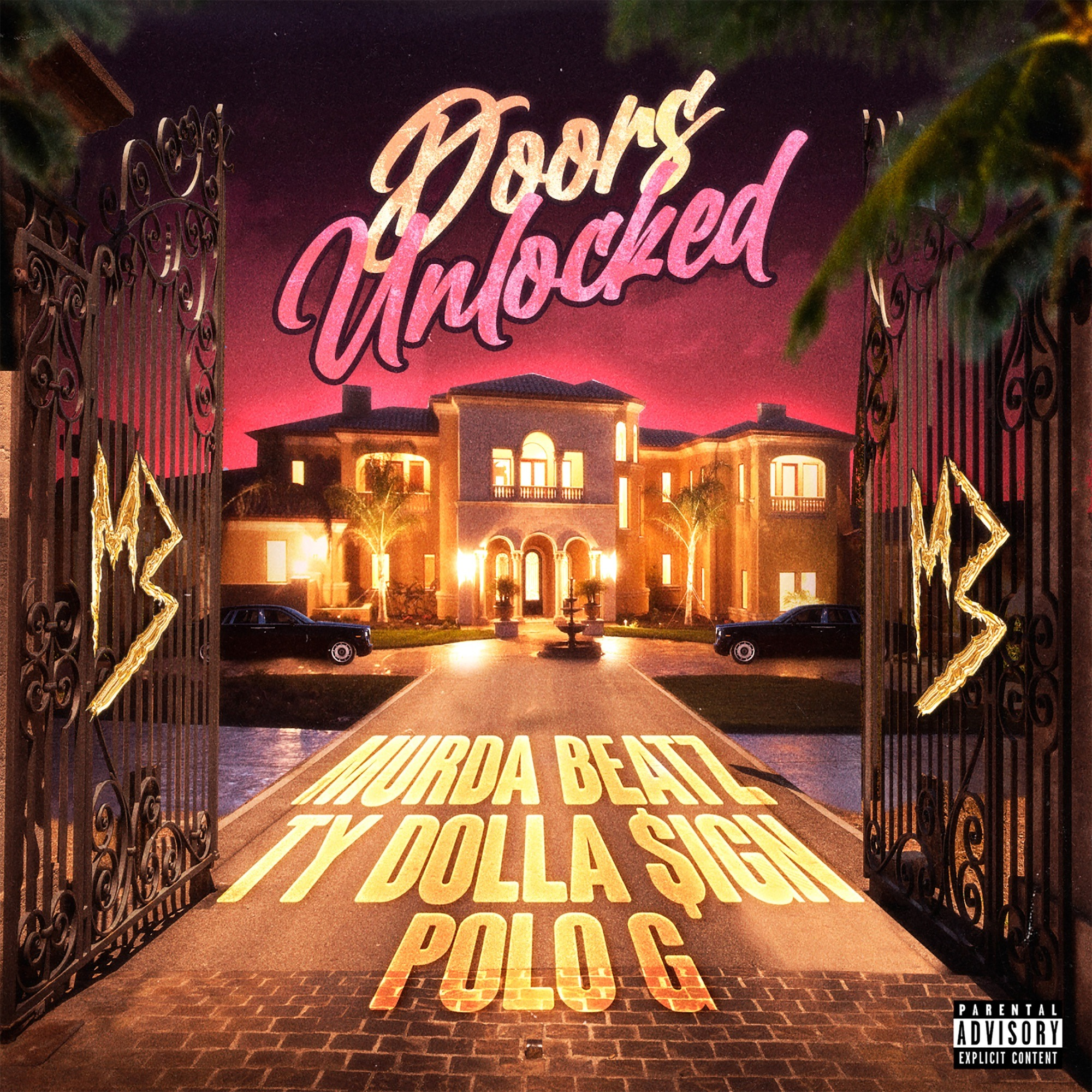 Murda Beatz feat. Ty Dolla $ign & Polo G – Doors Unlocked