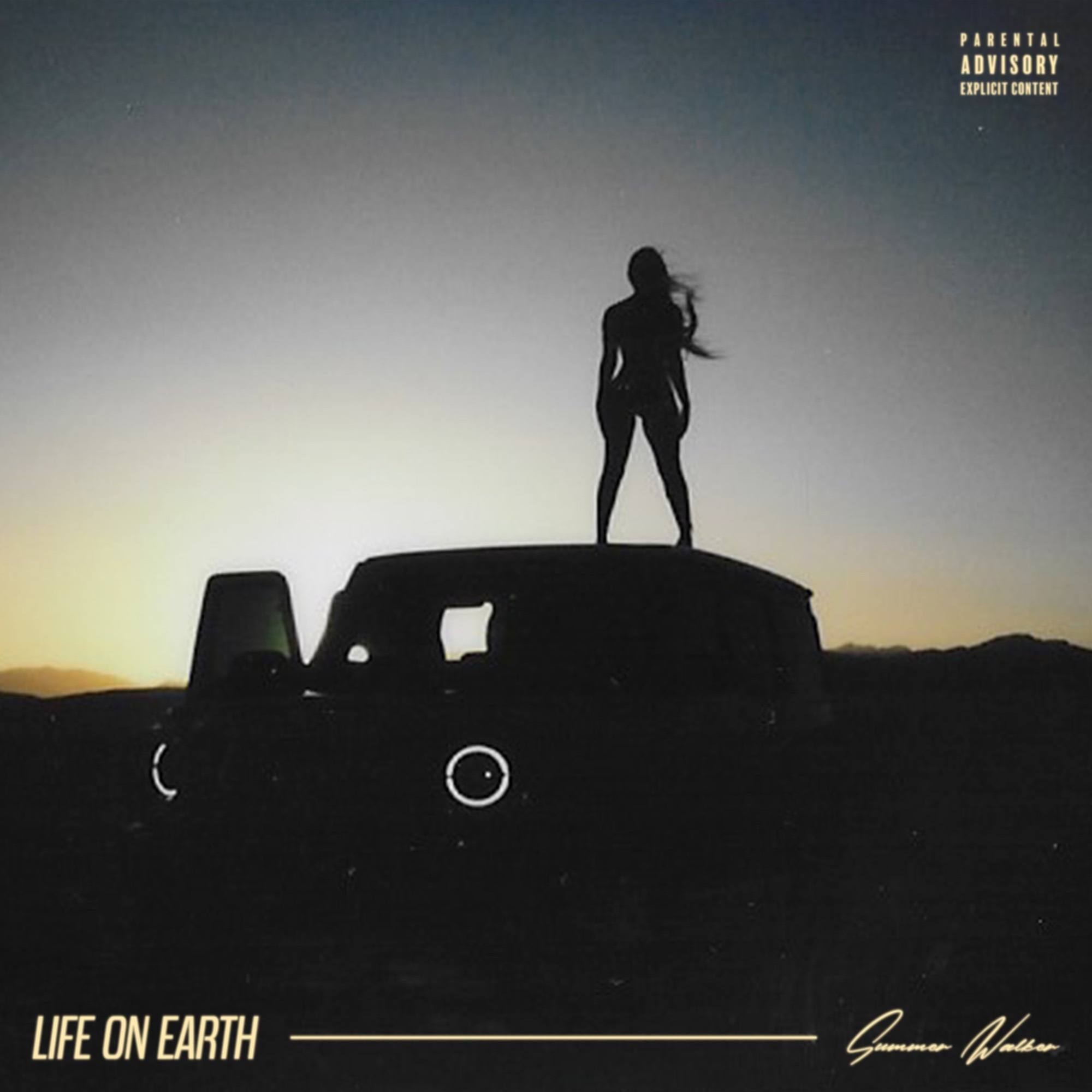 Summer Walker – Life On Earth (EP Stream)