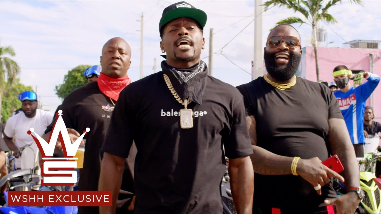 "AB – ""Whole Lotta Money"" (Remix) feat. Rick Ross (Official Music Video – WSHH Exclusive)"