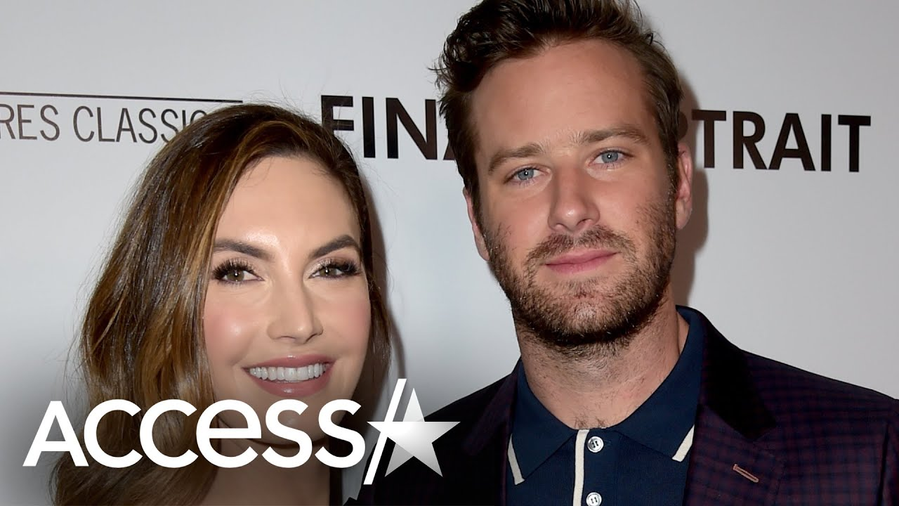 Armie Hammer & Wife Elizabeth Chambers Break Up After 10 Years Of Marriage