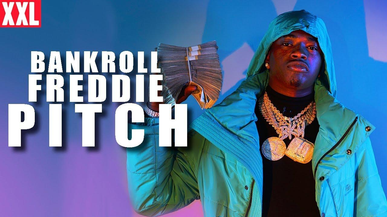 Bankroll Freddie's 2020 XXL Freshman Pitch