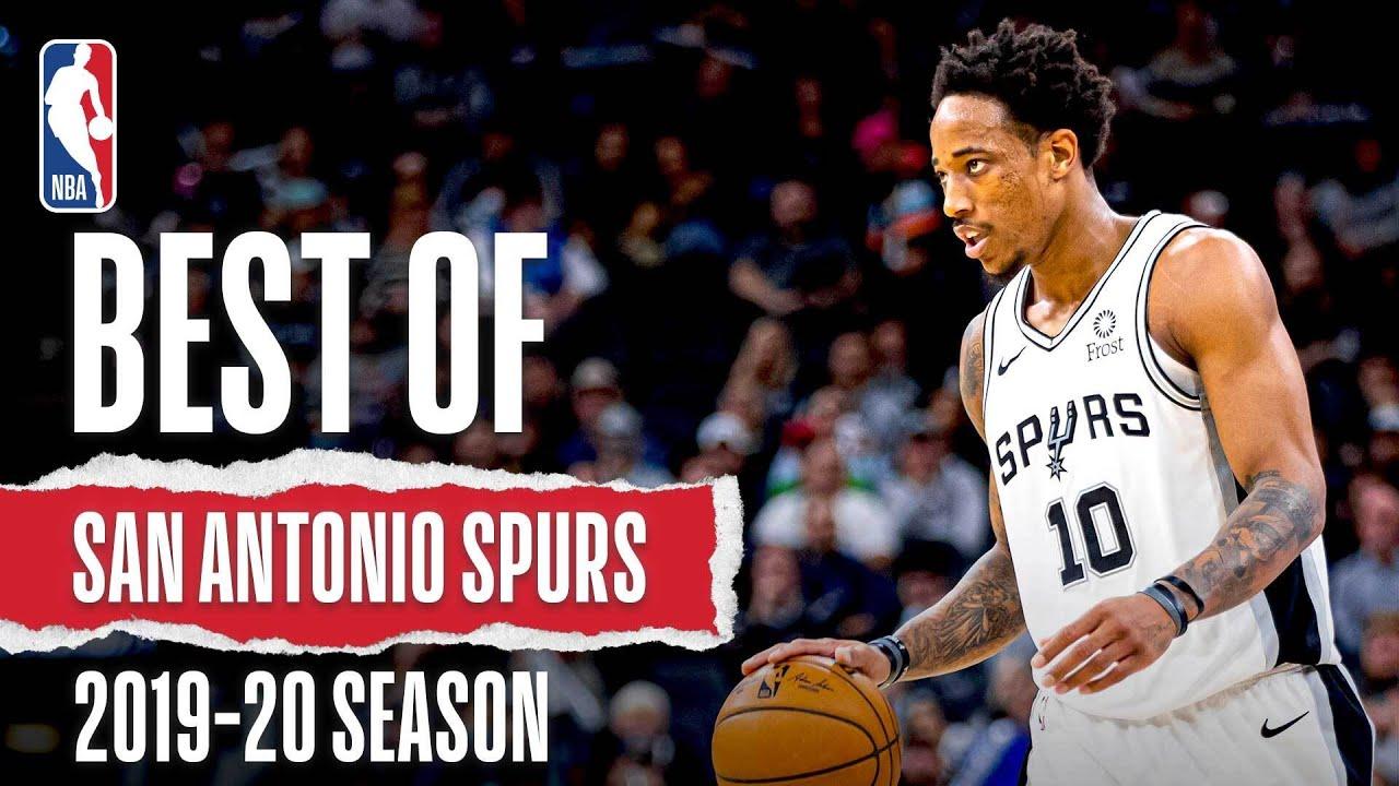 Best Of San Antonio Spurs | 2019-20 NBA Season