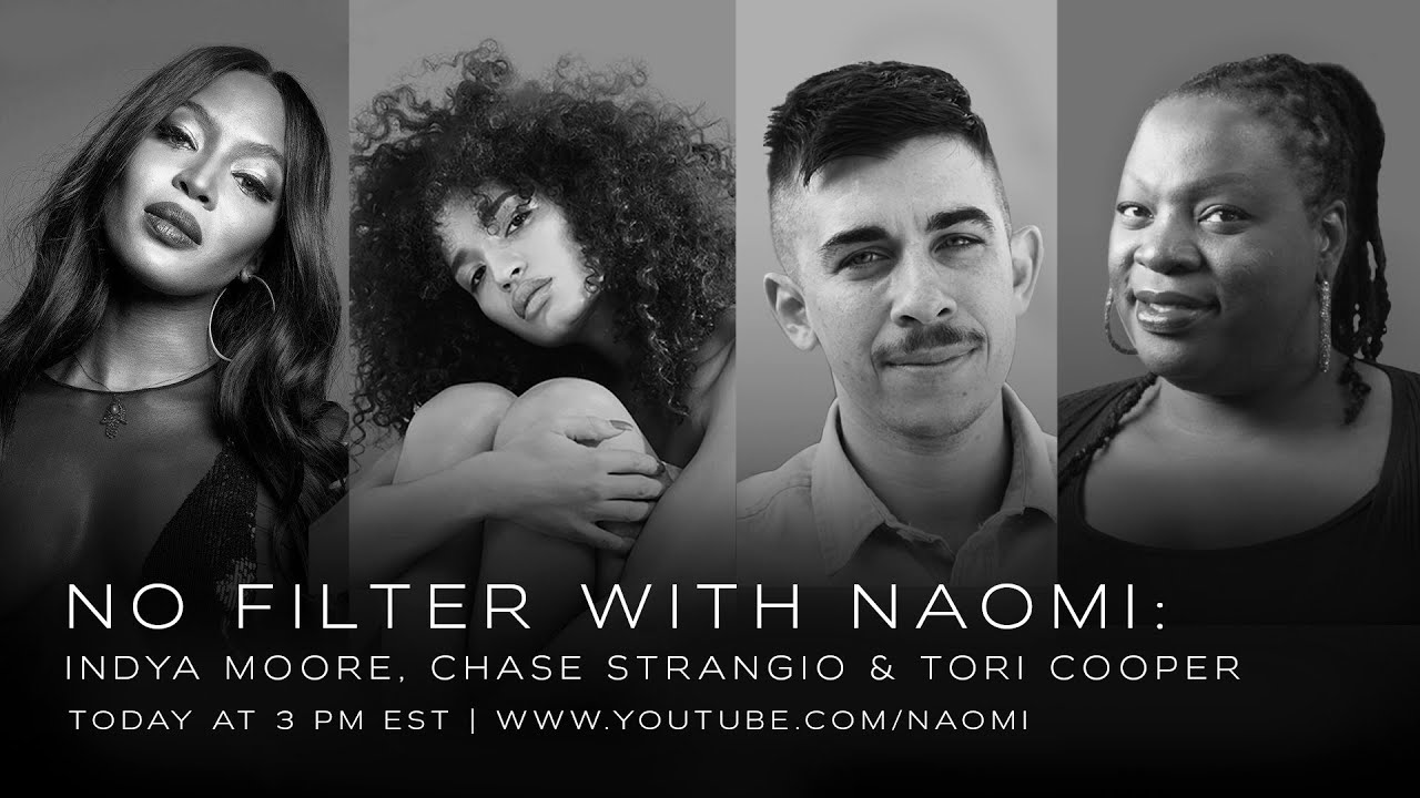 Black Trans Lives Matter | No Filter with Naomi