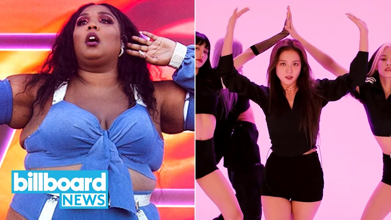 Blackpink Shows of New Dance Moves, Lizzo Gets Kicked Out of Vacation Rental | Billboard News