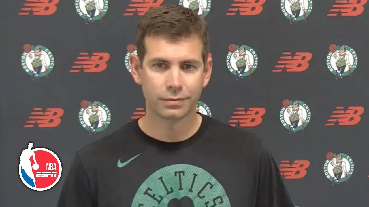 Brad Stevens recaps Celtics' first practice in bubble   NBA on ESPN