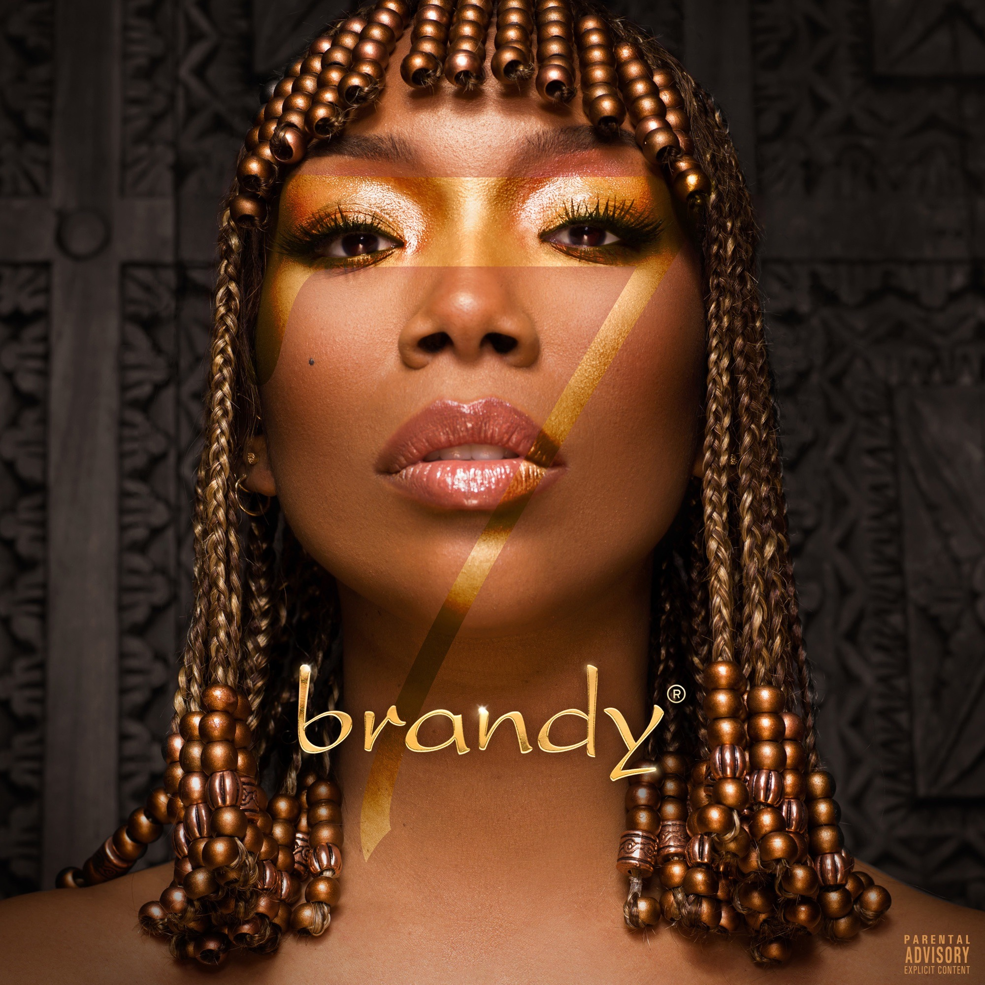 "R&B Icon BRANDY Releases New Album, ""B7"""