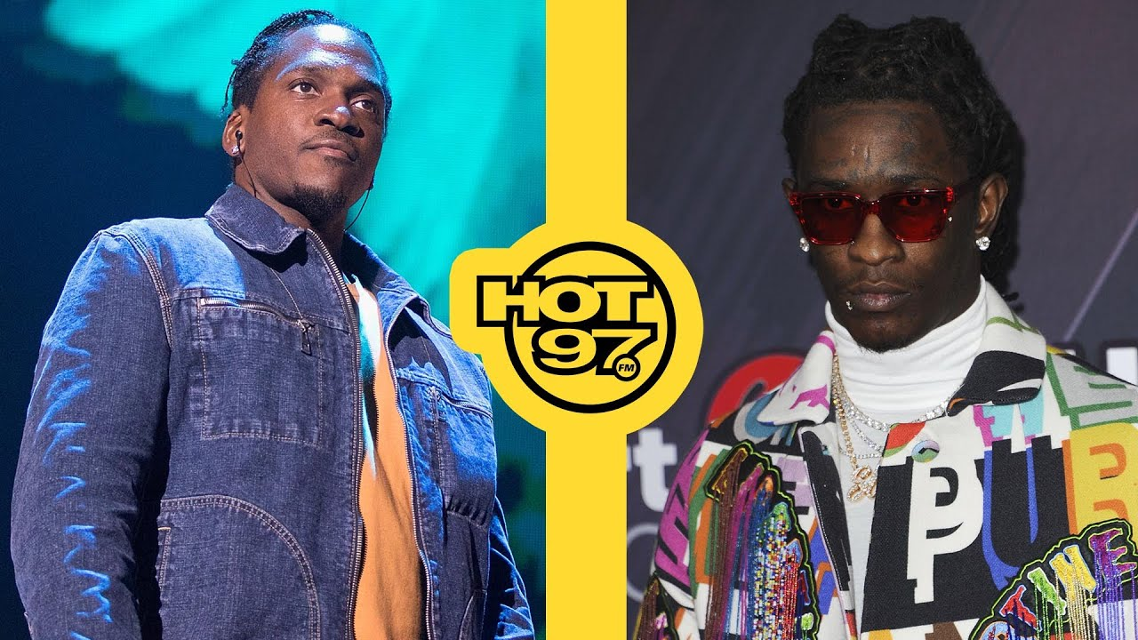 BREAKING DOWN Pusha T's Leaked Drake Diss from Pop Smoke's Album + Young Thug's Response